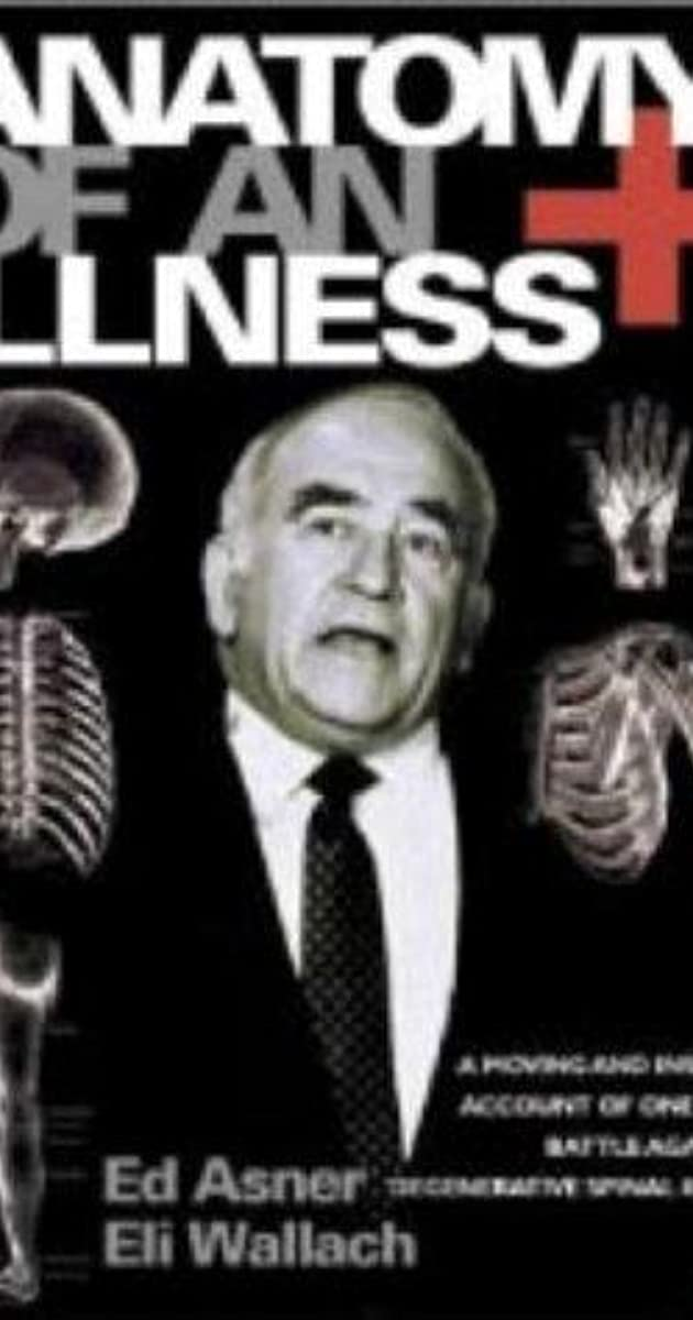 Anatomy Of An Illness Tv Movie 1984 Imdb