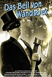The Axe of Wandsbek Poster