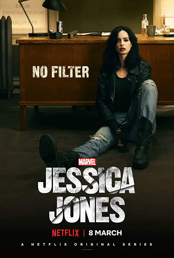 Marvel's Jessica Jones (2018) Season 2 Hindi Dubbed Complete (Netflix)