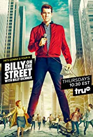 Billy on the Street with Billy Eichner Poster