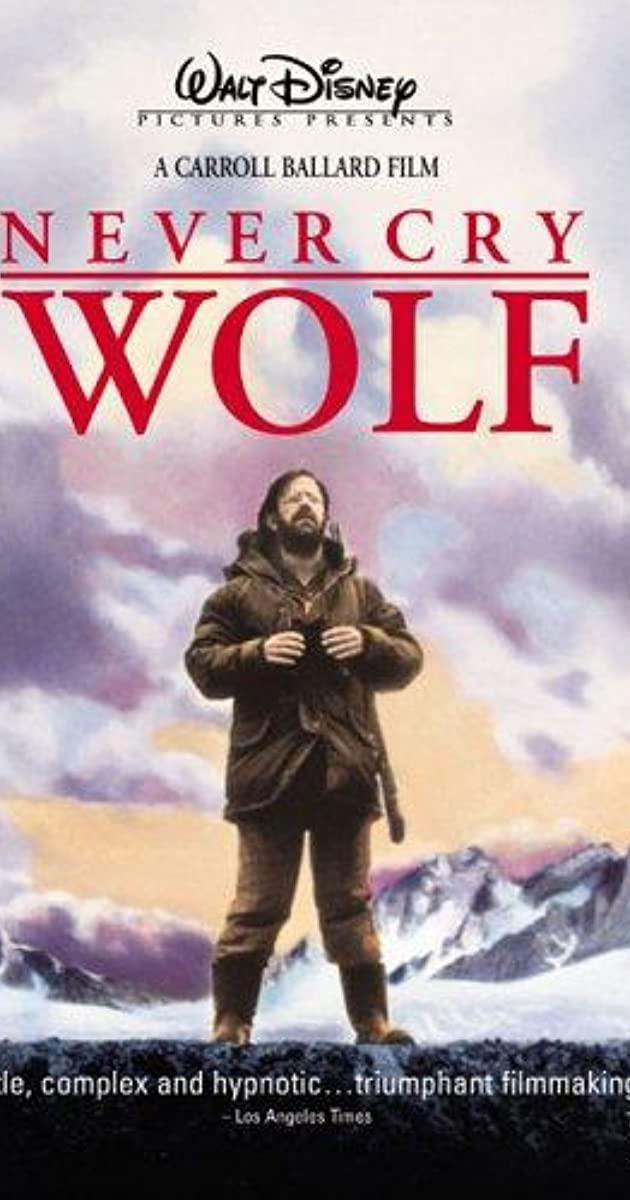 NEBIJOK VILKO (1983) / Never Cry Wolf
