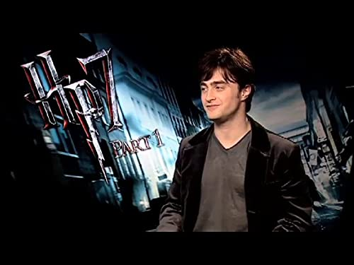 Radcliffe and Watson Interview by LOVEFiLM