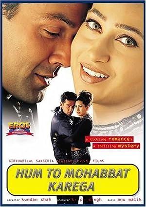 Bobby Deol Hum To Mohabbat Karega Movie