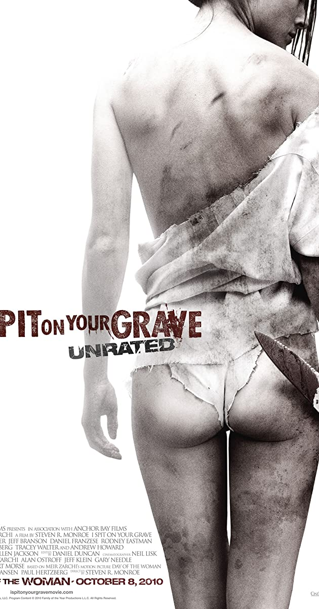 I Spit On Your Grave Stream Hd Filme