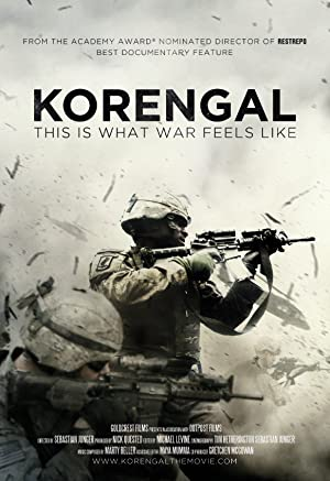 Where to stream Korengal