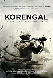 Korengal Poster