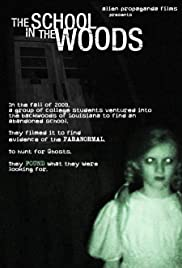 The School in the Woods Poster