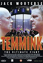 Temmink: The Ultimate Fight Poster