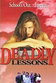 Primary photo for Deadly Lessons