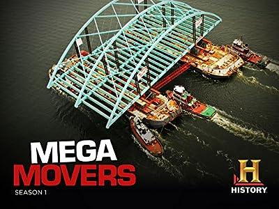 Téléchargements de films pour ipad 2 gratuitement Mega Movers - America Moves [WQHD] [1080pixel]