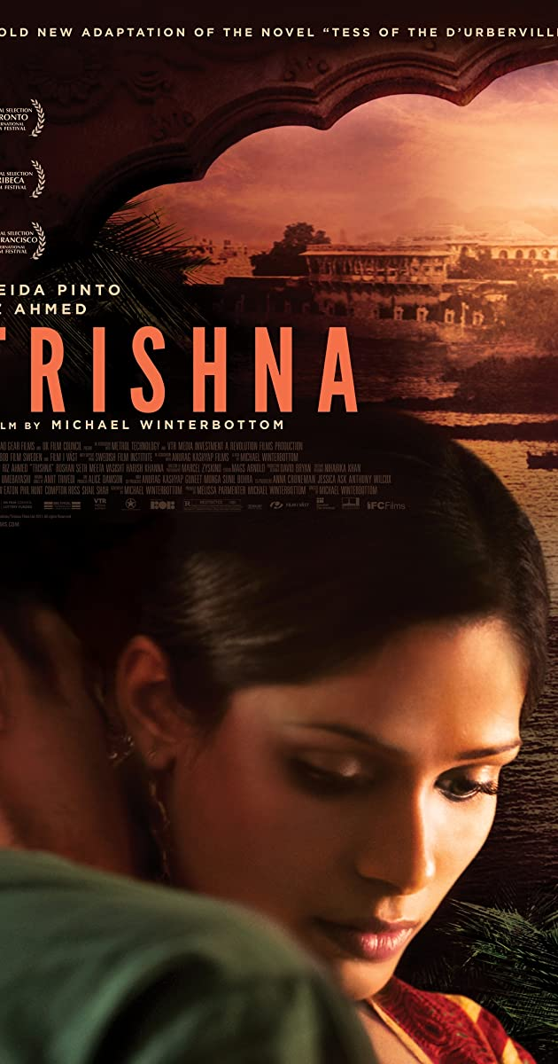 Subtitle of Trishna