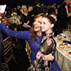 Allison Janney and Mckenna Grace at an event for The 23rd Annual Critics' Choice Awards (2018)