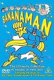 Bananaman Poster - TV Show Forum, Cast, Reviews