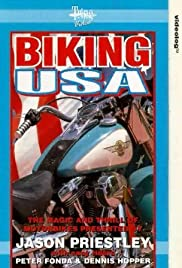 Biking USA Poster