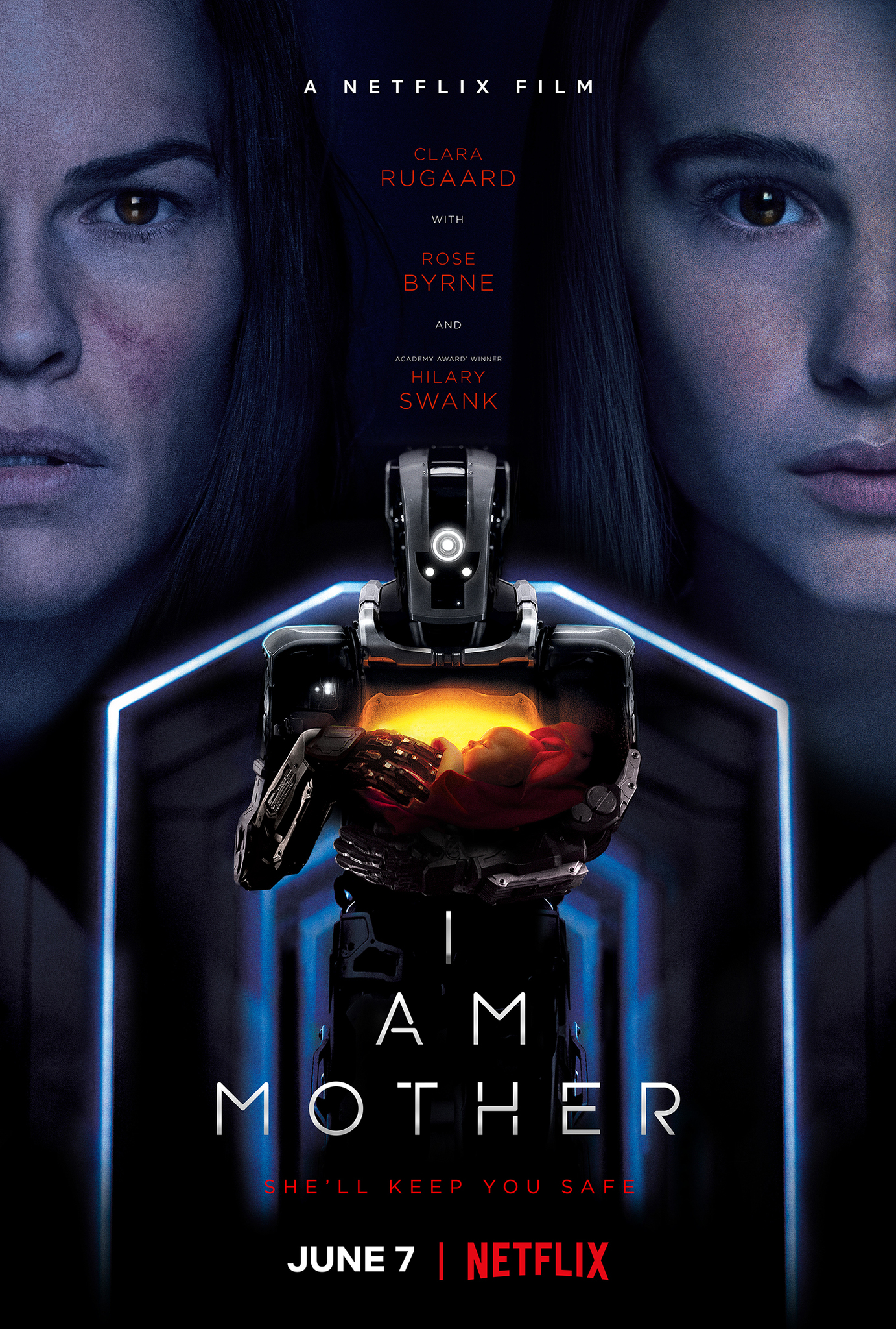 I Am Mother (2019) - IMDb