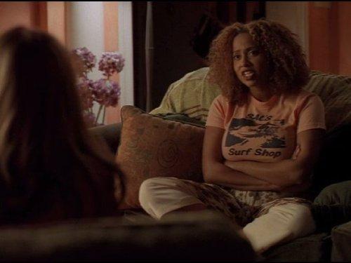 Lisa Nicole Carson in Ally McBeal (1997)