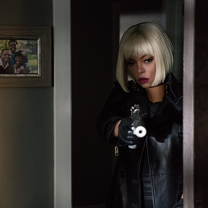 Taraji P. Henson in Proud Mary (2018)