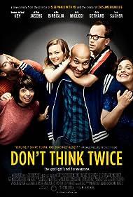 Tami Sagher, Keegan-Michael Key, Chris Gethard, Gillian Jacobs, Mike Birbiglia, and Kate Micucci in Don't Think Twice (2016)