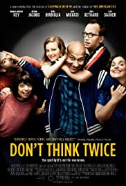 Don't Think Twice (2016) 1080p