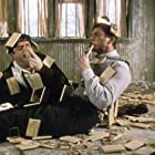 Nathan Lane and Lee Evans in Mousehunt (1997)