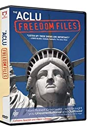The ACLU Freedom Files Poster