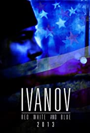 Ivanov Red, White, and Blue Poster