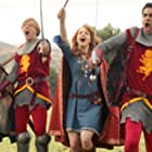 Faune Chambers Watkins, Kal Penn, Adam Campbell, and Jayma Mays in Epic Movie (2007)