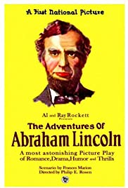 The Dramatic Life of Abraham Lincoln Poster