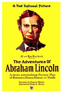 Amazon downloadable movie The Dramatic Life of Abraham Lincoln USA [1080i]