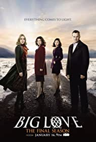 Bill Paxton, Jeanne Tripplehorn, Chloë Sevigny, and Ginnifer Goodwin in Big Love (2006)