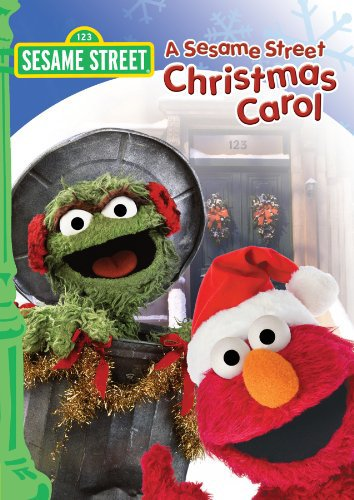 Kevin Clash and Caroll Spinney in A Sesame Street Christmas Carol (2006)