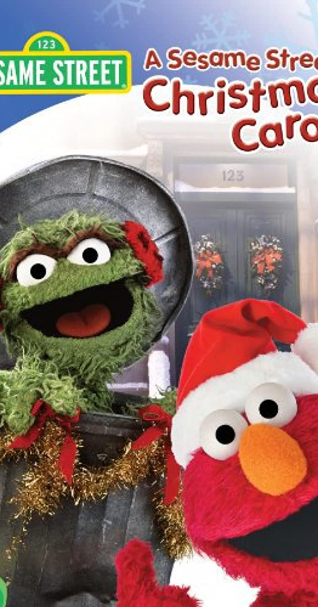 A Sesame Street Christmas Carol Video 2006 Full Cast