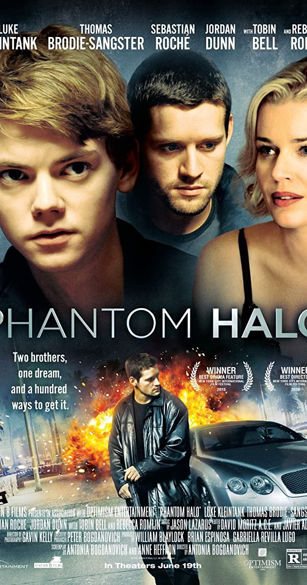 Subtitle of Phantom Halo