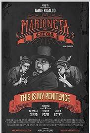 Marioneta ciega Poster