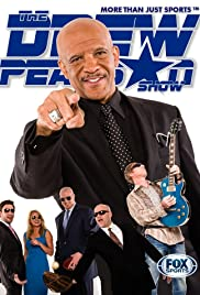The Drew Pearson Show Poster