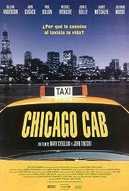 Chicago Cab Poster