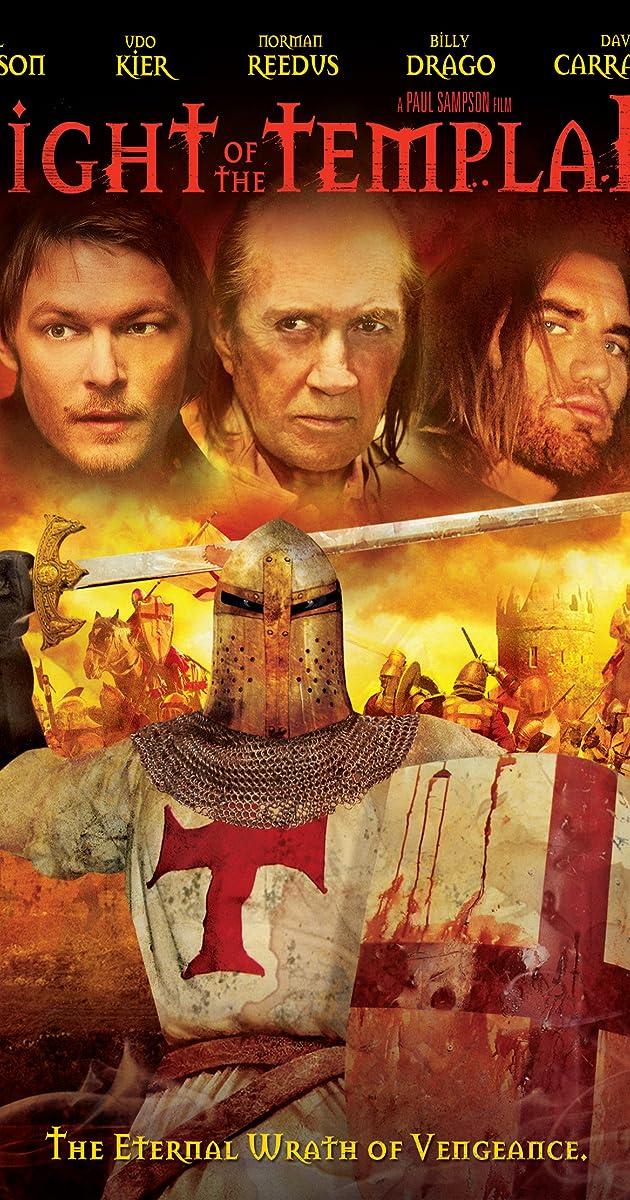 Night of the Templar (2013) - Night of the Templar (2013) - User