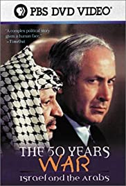 The 50 Years War: Israel and the Arabs Poster