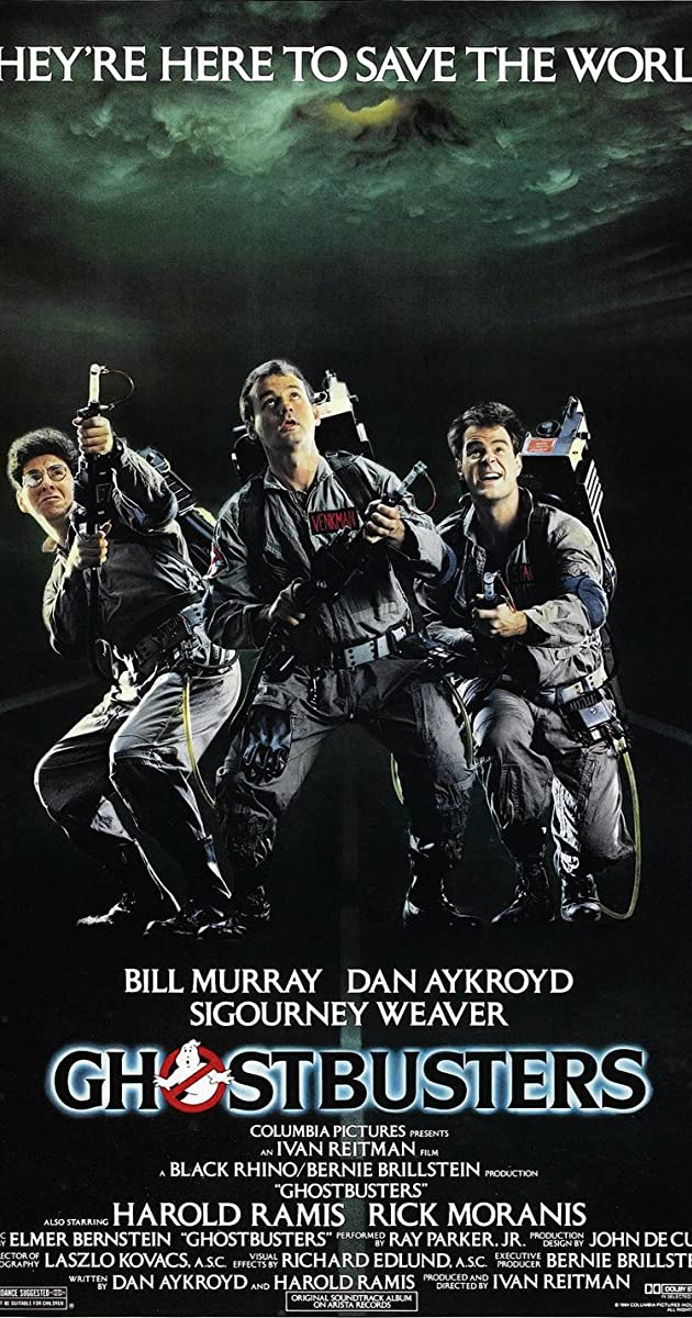 foto de Ghostbusters (1984) - Connections - IMDb