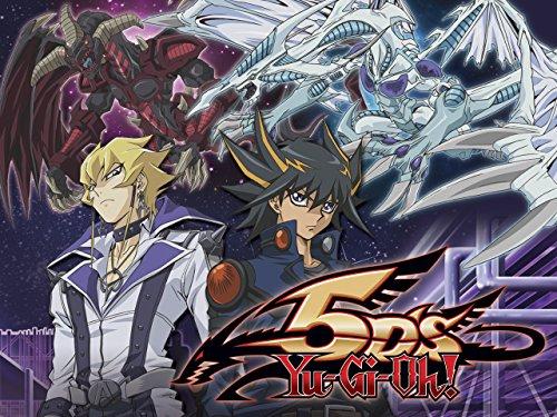 دانلود زیرنویس فارسی سریال Yu-Gi-Oh! 5D's
