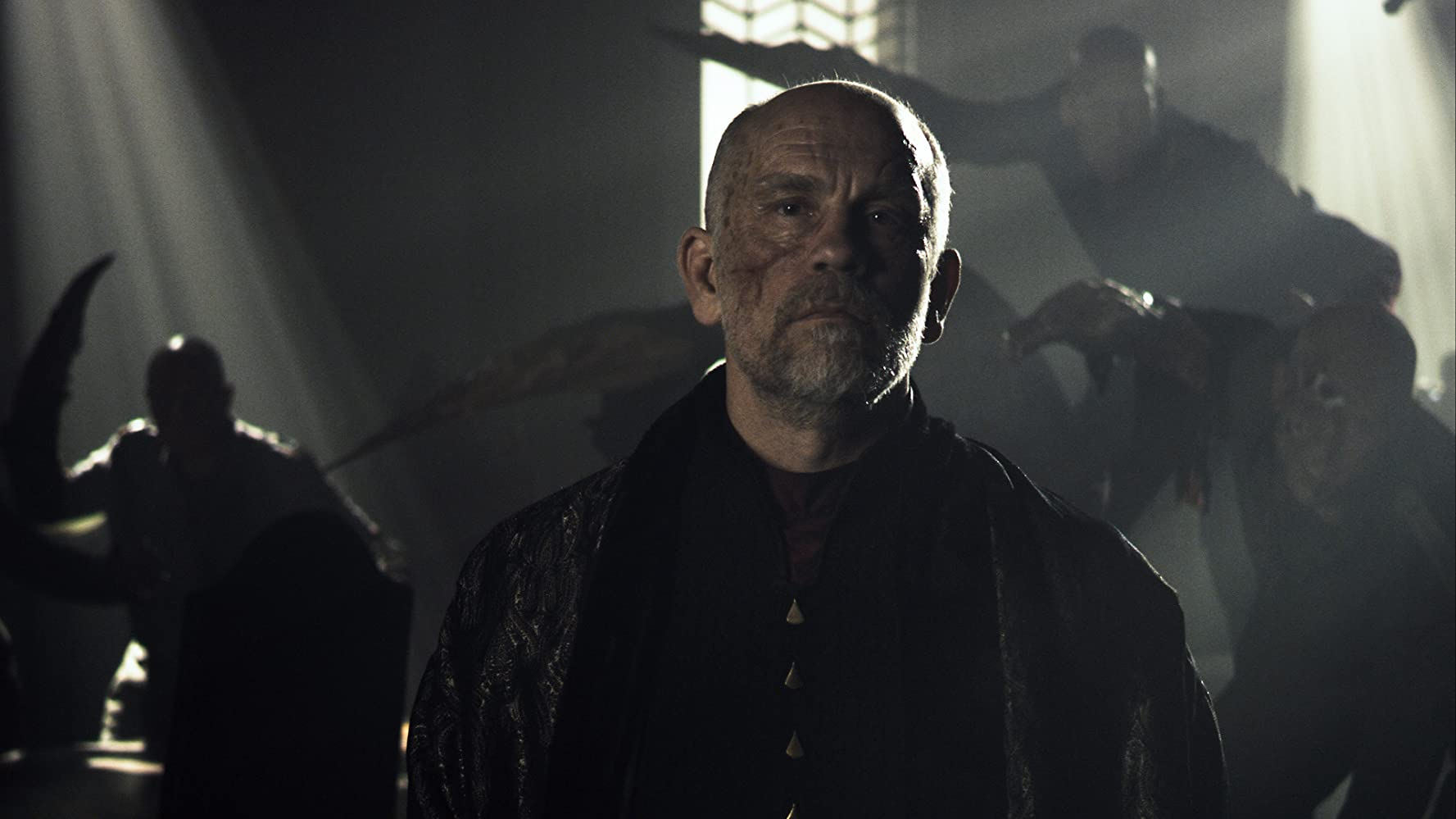 John Malkovich in Mutant Chronicles (2008)