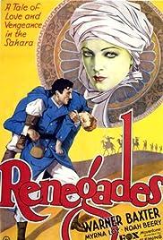 Renegades Poster