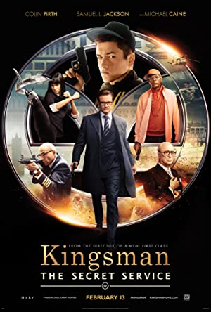 Permalink to Movie Kingsman: The Secret Service (2014)