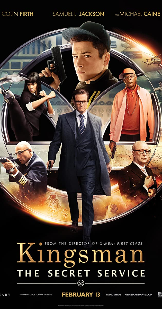 Kingsman The Secret Service 2014 Imdb
