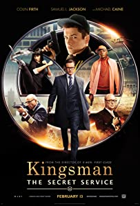 French movies downloads Kingsman: The Secret Service [mpg]