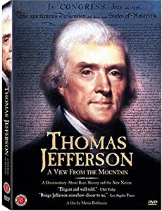 Best 1080p movie downloads Thomas Jefferson: A View from the Mountain [hddvd]