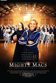 Ellen Burstyn, Carla Gugino, David Boreanaz, and Marley Shelton in The Mighty Macs (2009)
