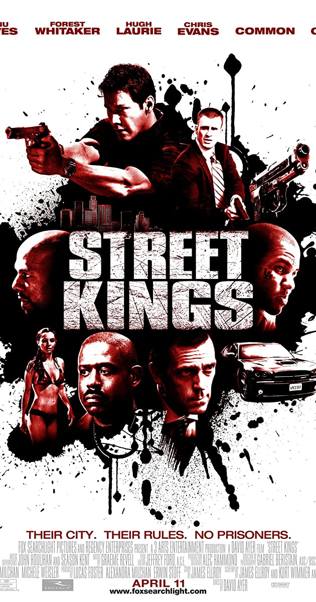 Subtitle of Street Kings