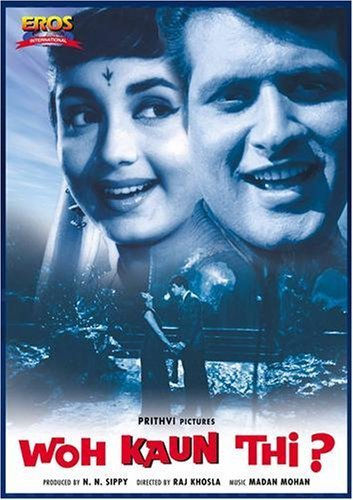 Woh Kaun Thi? 1964 Hindi Movie AMZN WebRip 300mb 480p 1GB 720p 3GB 10GB 1080p