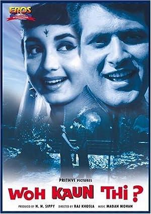 Manoj Kumar Woh Kaun Thi? Movie